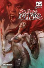 Red Sonja: Age of Chaos #5