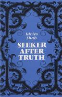 Seeker After Truth PDF