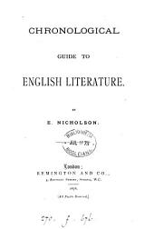 Chronological Guide to English Literature