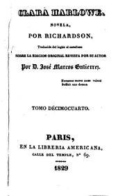 Clara Harlowe: novela, Volumen 14