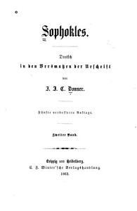 Sophocles PDF