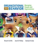 Organizational Behavior  Managing People and Organizations PDF