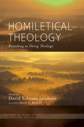 Homiletical Theology Book PDF