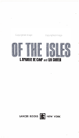 CONAN OF THE ISLES PDF