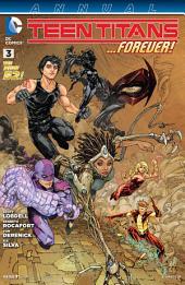 Teen Titans (2011- ) Annual #3