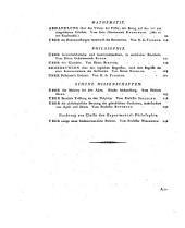 Sammlung der deutschen Abhandlungen, welche in der Königlichen Akademie der Wissenschaften zu Berlin vorgelesen worden: 1803 (1806)
