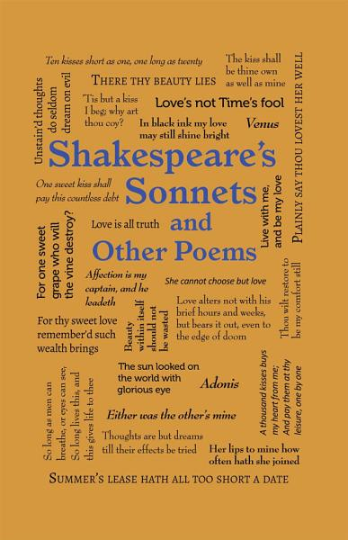 Download Shakespeare s Sonnets and Other Poems Book