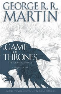 A Game of Thrones  The Graphic Novel Book