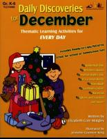 Daily Discoveries for DECEMBER  eBook  PDF