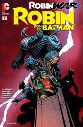 Robin: Son of Batman (2015-) #7