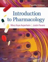 Introduction to Pharmacology - E-Book: Edition 12