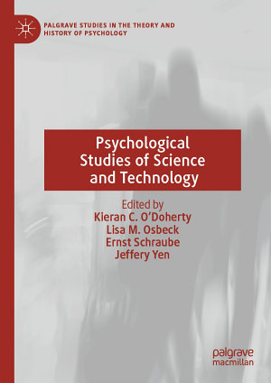Psychological Studies of Science and Technology PDF