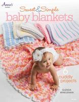 Sweet   Simple Baby Blankets PDF