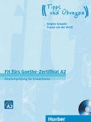 Fit f  rs Goethe Zertifikat A2  Lehrbuch mit Audio CD PDF