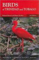 Birds of Trinidad and Tobago PDF