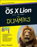 Mac OS X Lion All in One For Dummies PDF
