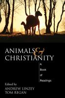 Animals and Christianity PDF
