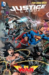 Justice League (2011- ) #22