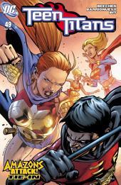Teen Titans (2003-) #49