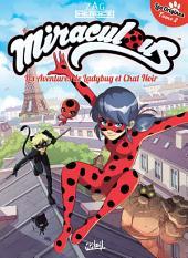 Miraculous Les Aventures de Ladybug et Chat Noir T02: Les Origines 2/2