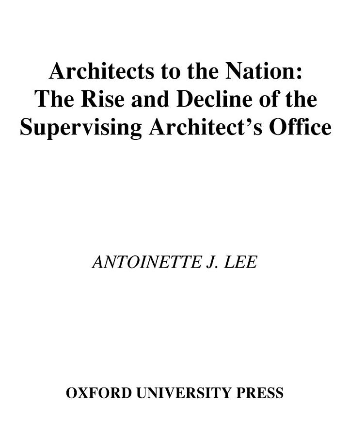 Architects to the Nation