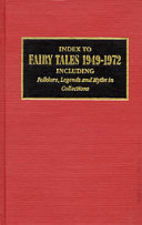 Index to Fairy Tales, 1949-1972