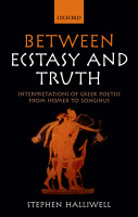 Between Ecstasy and Truth PDF