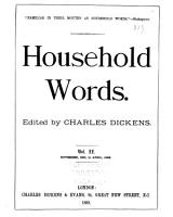 Household Words PDF