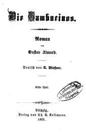 Die Gambucinos: Roman von Gustav Aimard. Deutsch von A. Wiessner, Band 1