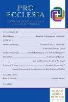 Pro Ecclesia Vol 15 N2 PDF
