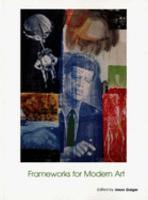 Frameworks for Modern Art PDF