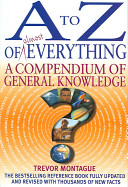A to Z of Almost Everything Book