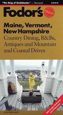 Maine  Vermont  New Hampshire PDF