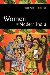 Women In Modern India Book PDF