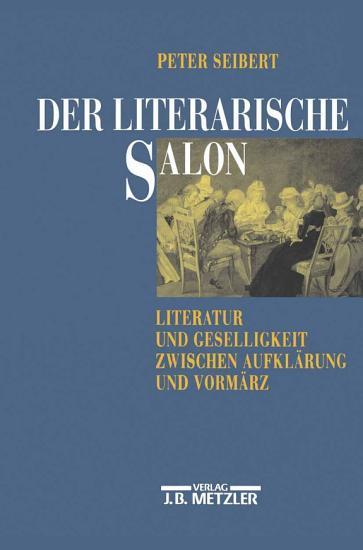 Der literarische Salon PDF