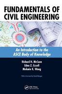 Fundamentals of Civil Engineering PDF