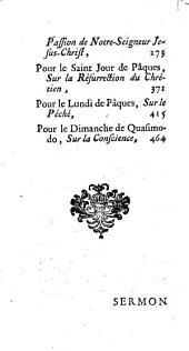 Sermons de M. Gaspard Terrasson ... ; carême, tome troisiéme