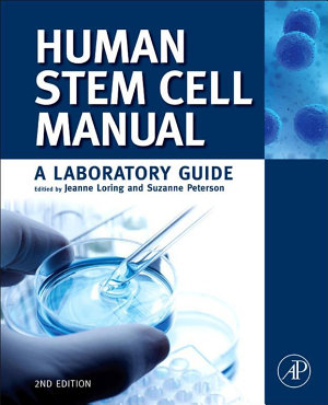 Human Stem Cell Manual PDF