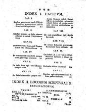 Petri Zornii,... Historia Bibliorum ex Ebraeorum diebus festis et ieiuniis illustrata