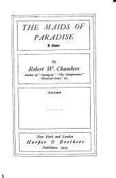 The Maids of Paradise: A Novel