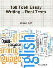 168 Toefl Essay Writing – Real Tests