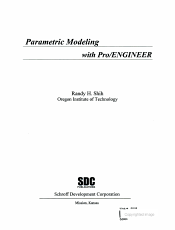 Parametric Modeling with Pro Engineer  Release 2001  PDF