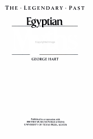 Egyptian Myths PDF