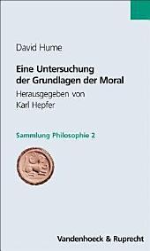Eine Untersuchung der Grundlagen der Moral