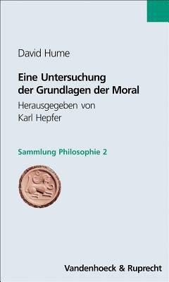 Eine Untersuchung der Grundlagen der Moral PDF