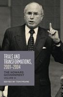 Trials and Transformations  2001 2004 PDF