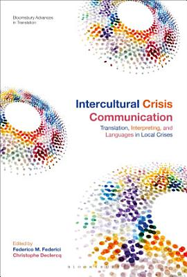 Intercultural Crisis Communication PDF