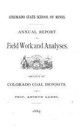 Annual Report of the State School of Mines