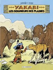 Yakari - tome 13 - Les Seigneurs des plaines