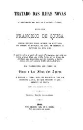Tratado das ilhas novas, e descobrimento dellas e outras couzas